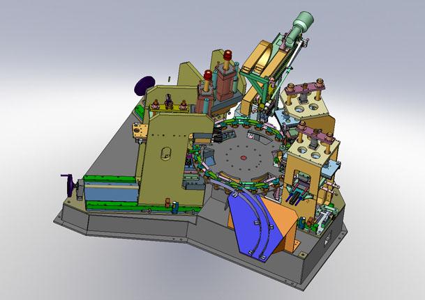 Pro tec studio progettazione meccanica tecnica d for Progettazione mobili 3d